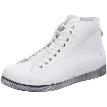 Schuhe Damen Boots Andrea Conti Stiefeletten 03415 0341500001 weiß