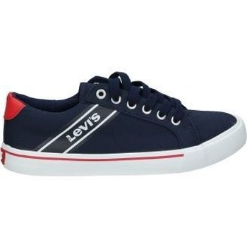 Schuhe Kinder Tennisschuhe Levi's ZAPATOS  KIDS KINGSTON  NIÑO NAVY bleu
