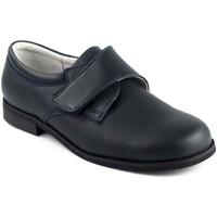 Schuhe Jungen Derby-Schuhe Bubble Bobble BOBBLE b521 blau Blau
