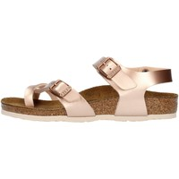 Schuhe Mädchen Sandalen / Sandaletten Birkenstock 1014444 Pink