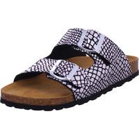 Schuhe Damen Pantoffel Bold - 0014871 schwarz