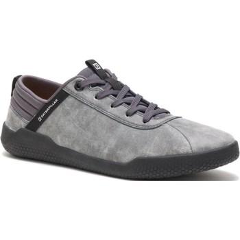 Schuhe Herren Sneaker Low Caterpillar Hex Grau