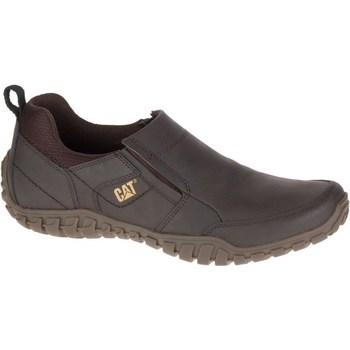 Schuhe Herren Slipper Caterpillar Opine Braun