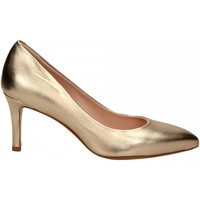 Schuhe Damen Pumps Malù LAMINATO platino