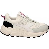 Schuhe Sneaker Low Diadora RAVE HIKING c0351-bianco-nero
