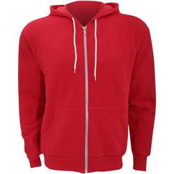 Kleidung Herren Sweatshirts Bella + Canvas CA3739 Rot