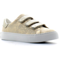 Schuhe Sneaker Low No Name ARCADE STRAPS Beige