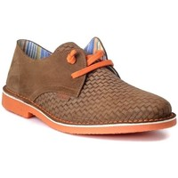 Schuhe Herren Derby-Schuhe Colour Feet KHALIF Braun