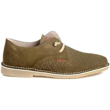 Schuhe Herren Derby-Schuhe Colour Feet KHALIF Grün