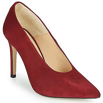 Schuhe Damen Pumps Jonak CURVE Rot