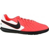 Schuhe Kinder Indoorschuhe Nike Tiempo Legend 8 Club IC Jr Rot