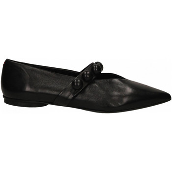 Schuhe Damen Ballerinas Halmanera LALI BARON nero