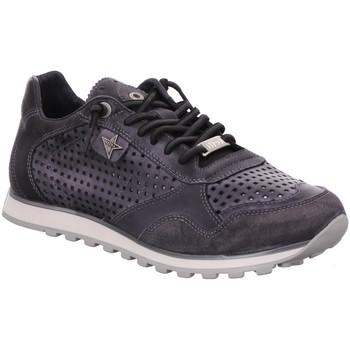 Schuhe Herren Sneaker Low Cetti Schnuerschuhe C848 anthracita grau