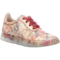 Schuhe Damen Sneaker Low Laura Vita Schnuerschuhe HOCIMALO 02 CORAIL coral