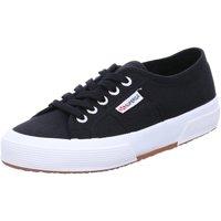 Schuhe Damen Sneaker Low Superga 2750 Cotu Classic S000010-F83 schwarz