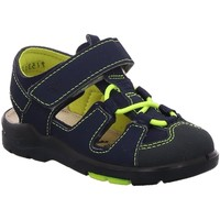 Schuhe Jungen Babyschuhe Ricosta Sandalen Gery Sandale 71-3320100/171 blau