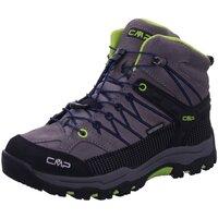 Schuhe Damen Fitness / Training Cmp F.lli Campagnolo Bergschuhe KIDS RIGEL MID TREKKING SHOES, 3Q12944 grau