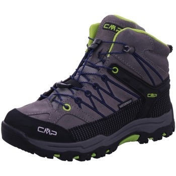 Schuhe Damen Fitness / Training Cmp F.lli Campagnolo Sportschuhe KIDS RIGEL MID TREKKING SHOES, 3Q12944 grau