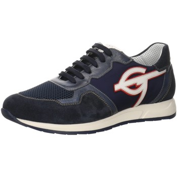 Schuhe Herren Sneaker Low Galizio Torresi 440008-v.18523 blau