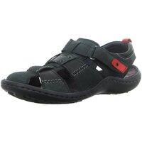 Schuhe Herren Sandalen / Sandaletten Krisbut Offene 1176-10-1 schwarz