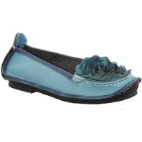 Schuhe Damen Slipper Laura Vita Slipper Vicvianeo jeans blau