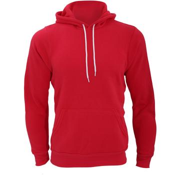 Kleidung Herren Sweatshirts Bella + Canvas CA3719 Rot