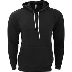 Kleidung Sweatshirts Bella + Canvas CA3719 Schwarz