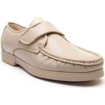Schuhe Herren Derby-Schuhe & Richelieu Keelan 63206 BEIGE