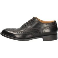 Schuhe Herren Derby-Schuhe Campanile 1378 BLACK