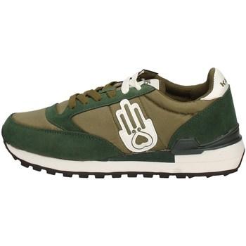 Schuhe Herren Sneaker Low Kamsa DKAMSA GREEN