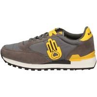 Schuhe Damen Sneaker Low Kamsa DKAMSA GRAY