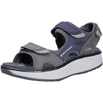 Schuhe Damen Sportliche Sandalen Joya Damen Sandalen grau