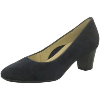Schuhe Damen Pumps Ara BLAU 12-18002-13 blau