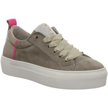 Schuhe Damen Sneaker Low Idana Schnuerschuhe 236788437 grau