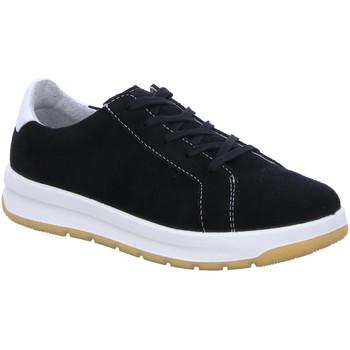 Schuhe Jungen Sneaker Low Ricosta Schnuerschuhe DETROIT 71 9302100/091 schwarz