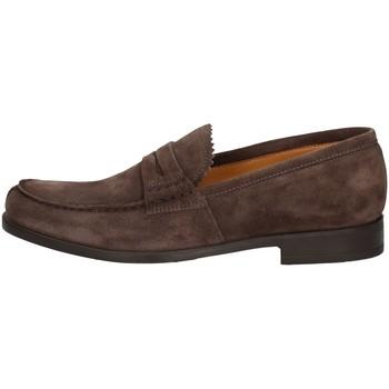 Schuhe Herren Slipper Campanile 9649 GRAY