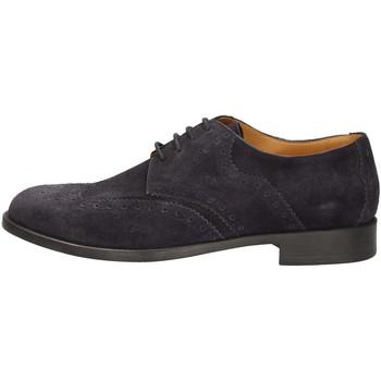 Schuhe Herren Derby-Schuhe Campanile 2717 BLUE
