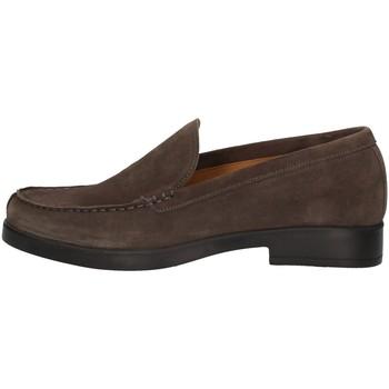 Schuhe Herren Slipper Campanile BCU BROWN