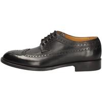 Schuhe Herren Derby-Schuhe Campanile 9424 BLACK