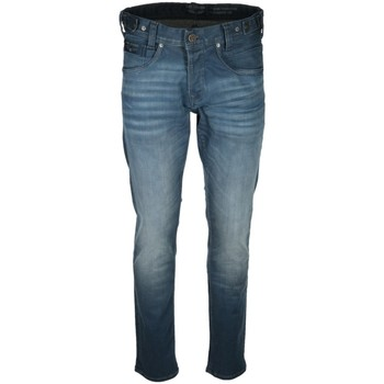 Kleidung Herren Straight Leg Jeans Pme Legend Accessoires Bekleidung SKYHAWK Mid Grey Blue blau
