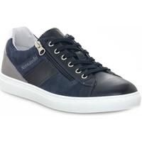 Schuhe Damen Sneaker Low Nero Giardini NERO GIARDINI 200 SAVAGE BLU Blu