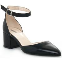 Schuhe Damen Pumps Nero Giardini 100 NAPPA PANDORA Nero