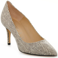 Schuhe Damen Pumps Priv Lab SERPE SABBIA Beige