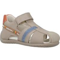 Schuhe Jungen Sandalen / Sandaletten Pablosky 070833 Brown