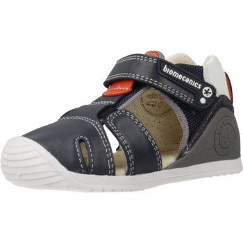 Schuhe Jungen Sandalen / Sandaletten Biomecanics 202138 Blau