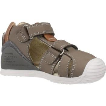 Schuhe Jungen Sandalen / Sandaletten Biomecanics 202144 Brown