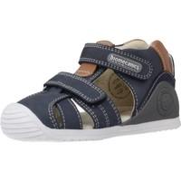 Schuhe Mädchen Sandalen / Sandaletten Biomecanics 202144 Blau