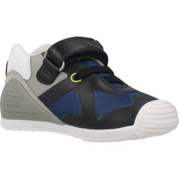 Schuhe Jungen Sneaker Low Biomecanics 202153 Blau