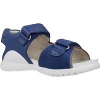 Schuhe Jungen Sandalen / Sandaletten Biomecanics 202181 Blau