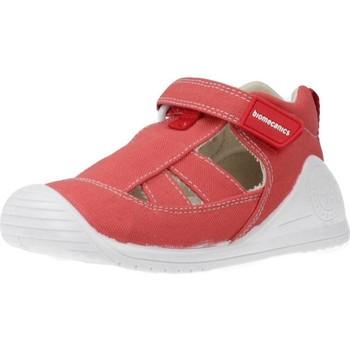 Schuhe Jungen Sandalen / Sandaletten Biomecanics 202211 Rot
